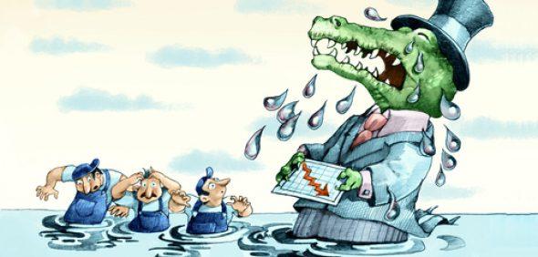Krokodillentranen Shutterstock 268733264